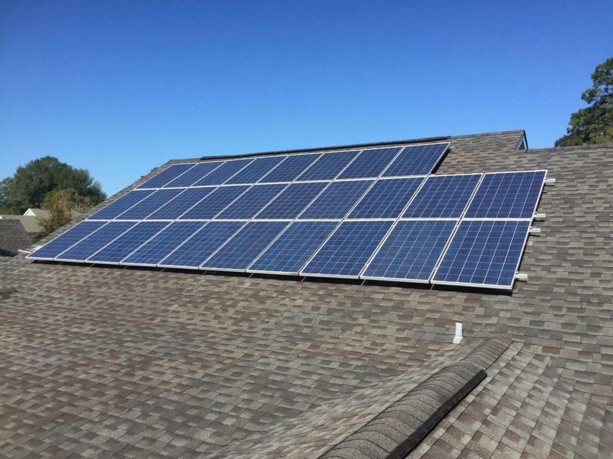 Tallahassee Solar Panel